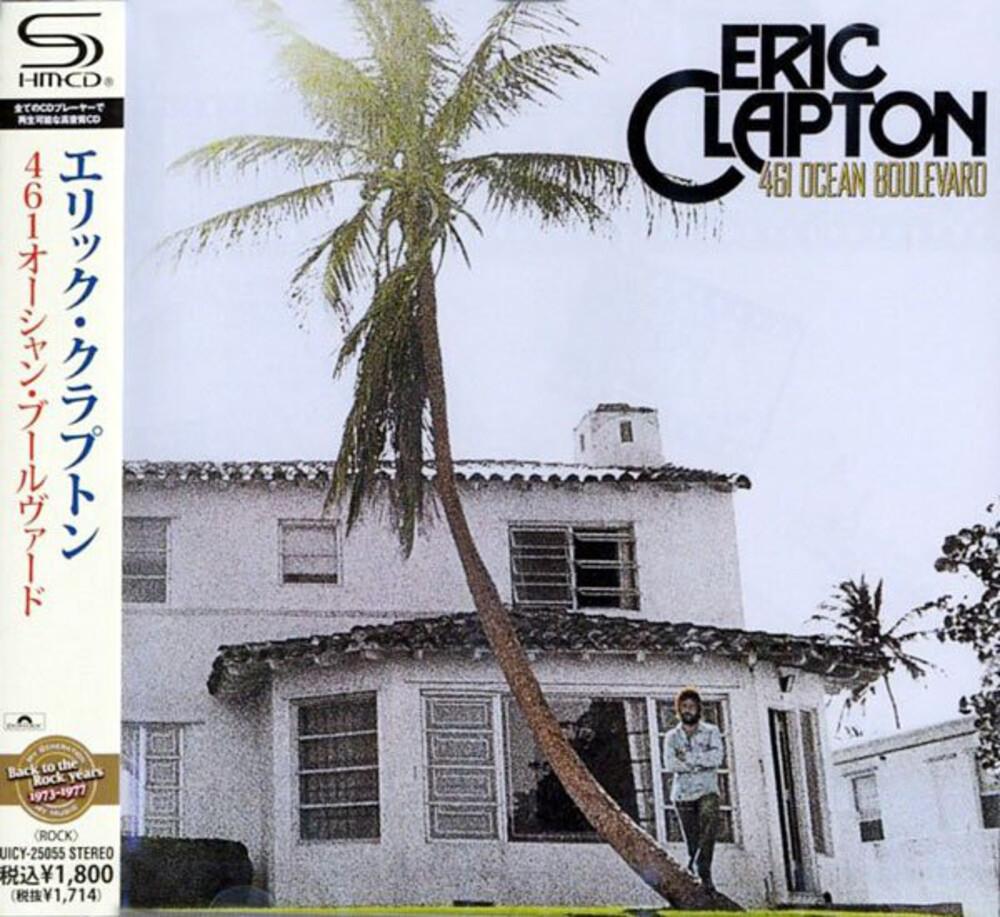 Eric Clapton - 461 Ocean Boulevard (Jpn) (Shm)
