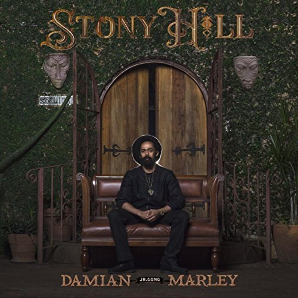 Damian Marley - Stony Hill [Import]
