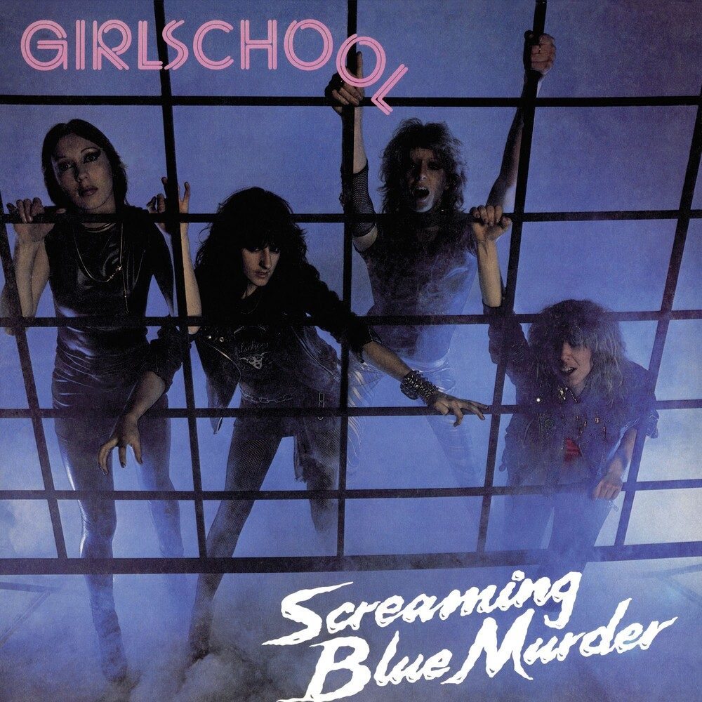Girlschool - Screaming Blue Murder (Uk)