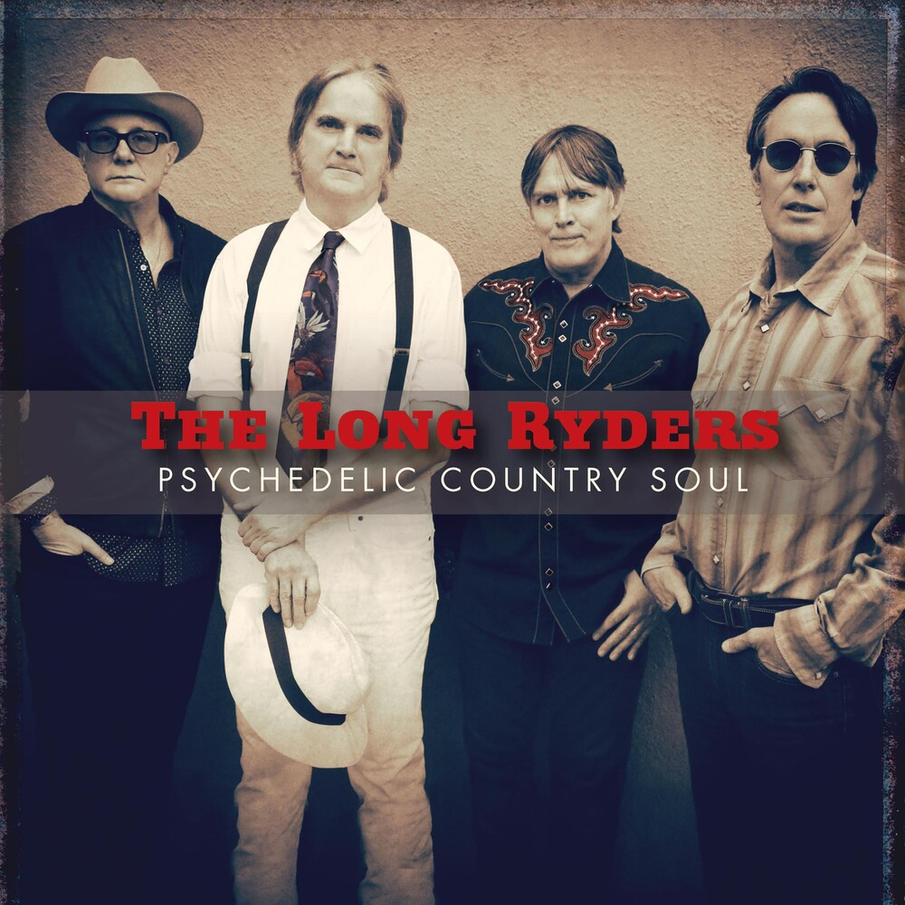 The Long Ryders - Psychedelic Country Soul