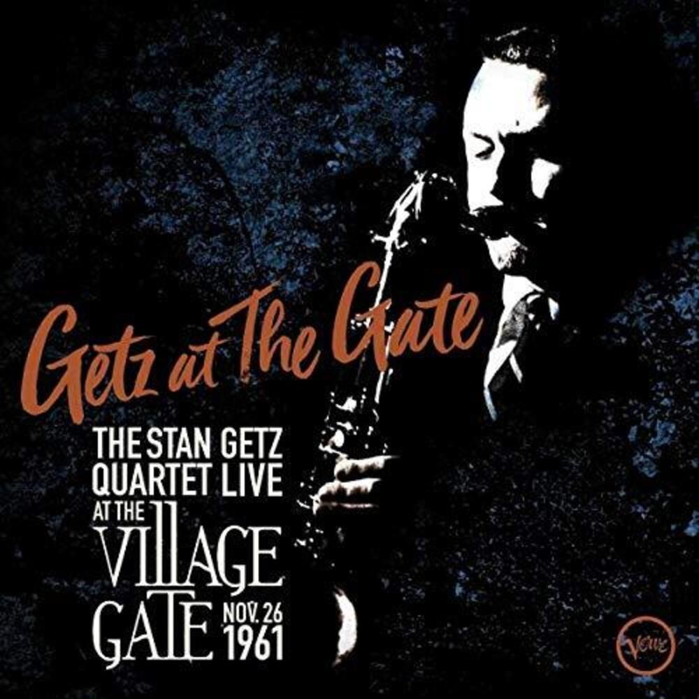 Stan Getz - Getz At The Gate [2CD]