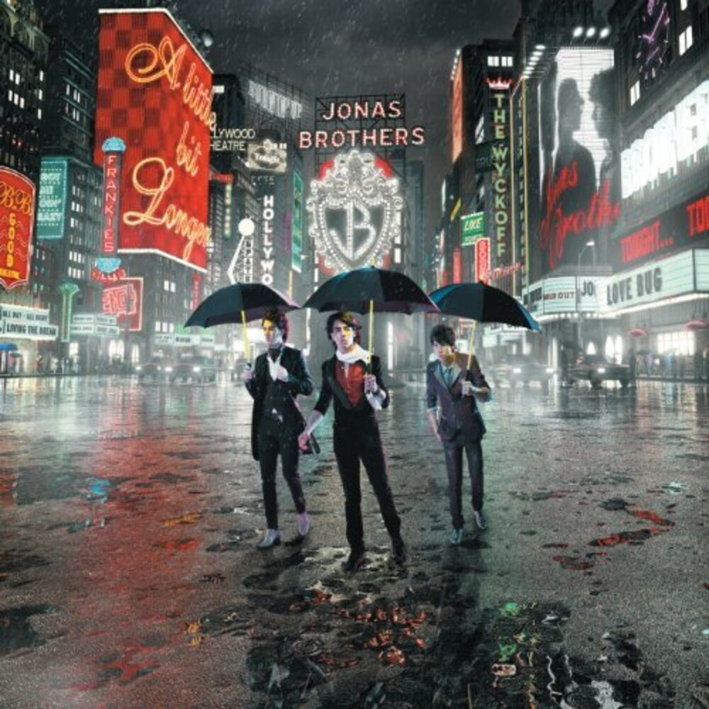 Jonas Brothers - A Little Bit Longer [Reissue]
