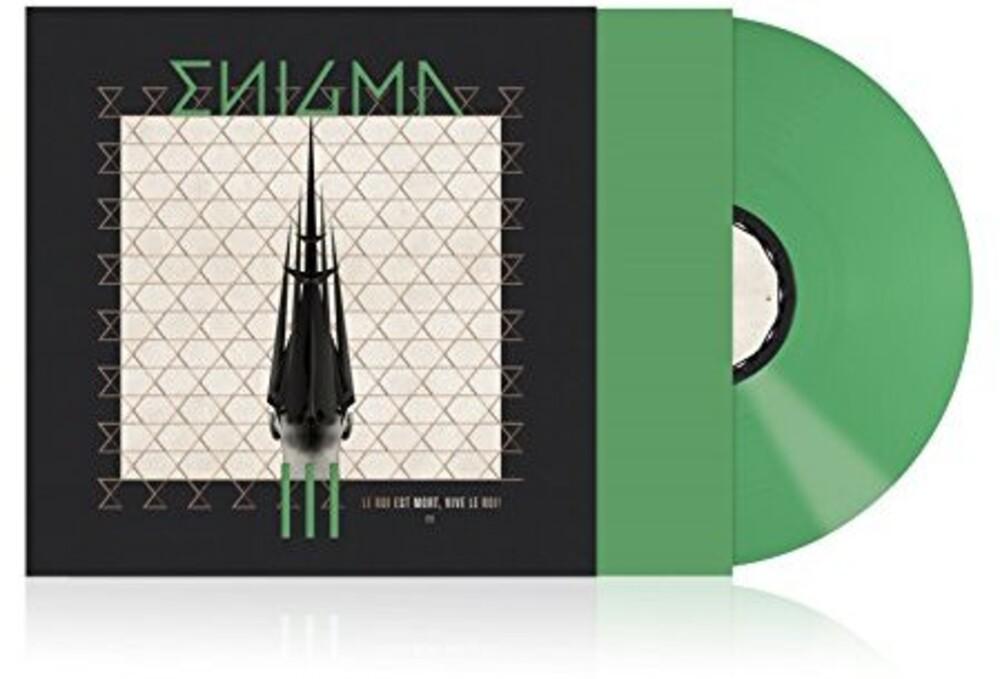Enigma - Le Roi Est Mort-Vive Le Roi [Light Green LP]
