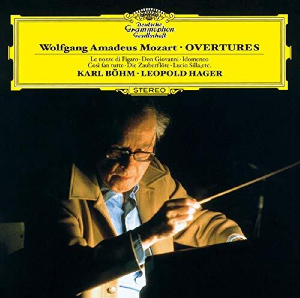 Mozart / Karl Bohm - Mozart: Overtures [Limited Edition] (Jpn)