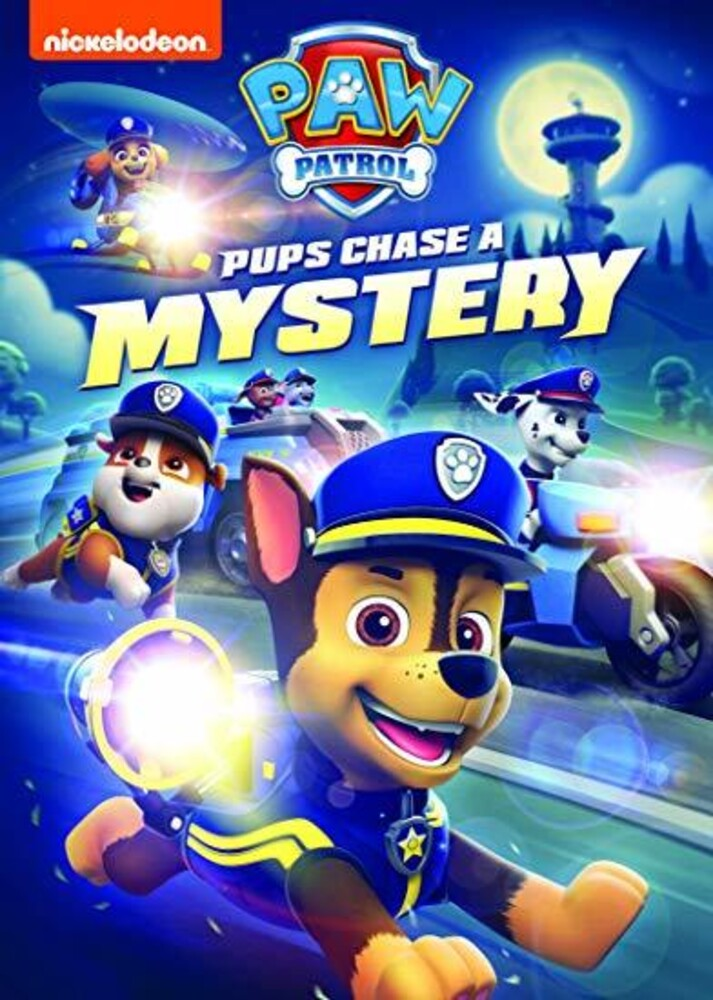 Paw Patrol: Pups Chase a Mystery - Paw Patrol: Pups Chase A Mystery