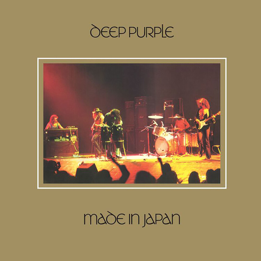 Deep Purple - Made In Japan [Rocktober 2019 Purple 2LP]