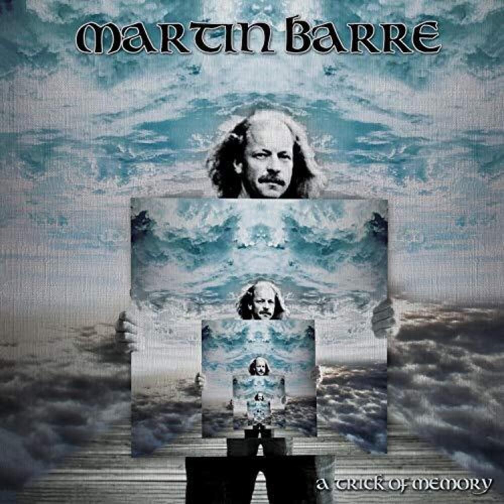 Martin Barre - Trick Of Memory [Digipak]