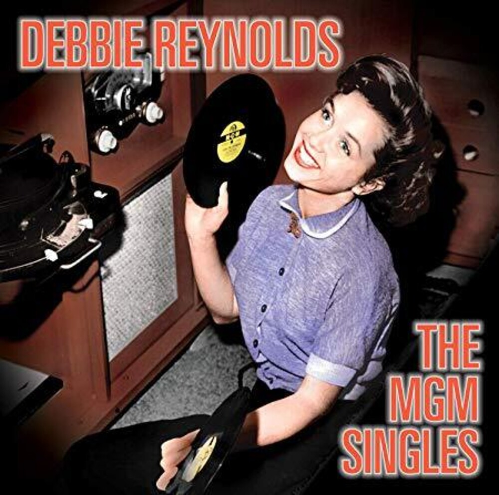 Debbie Reynolds - Mgm Singles