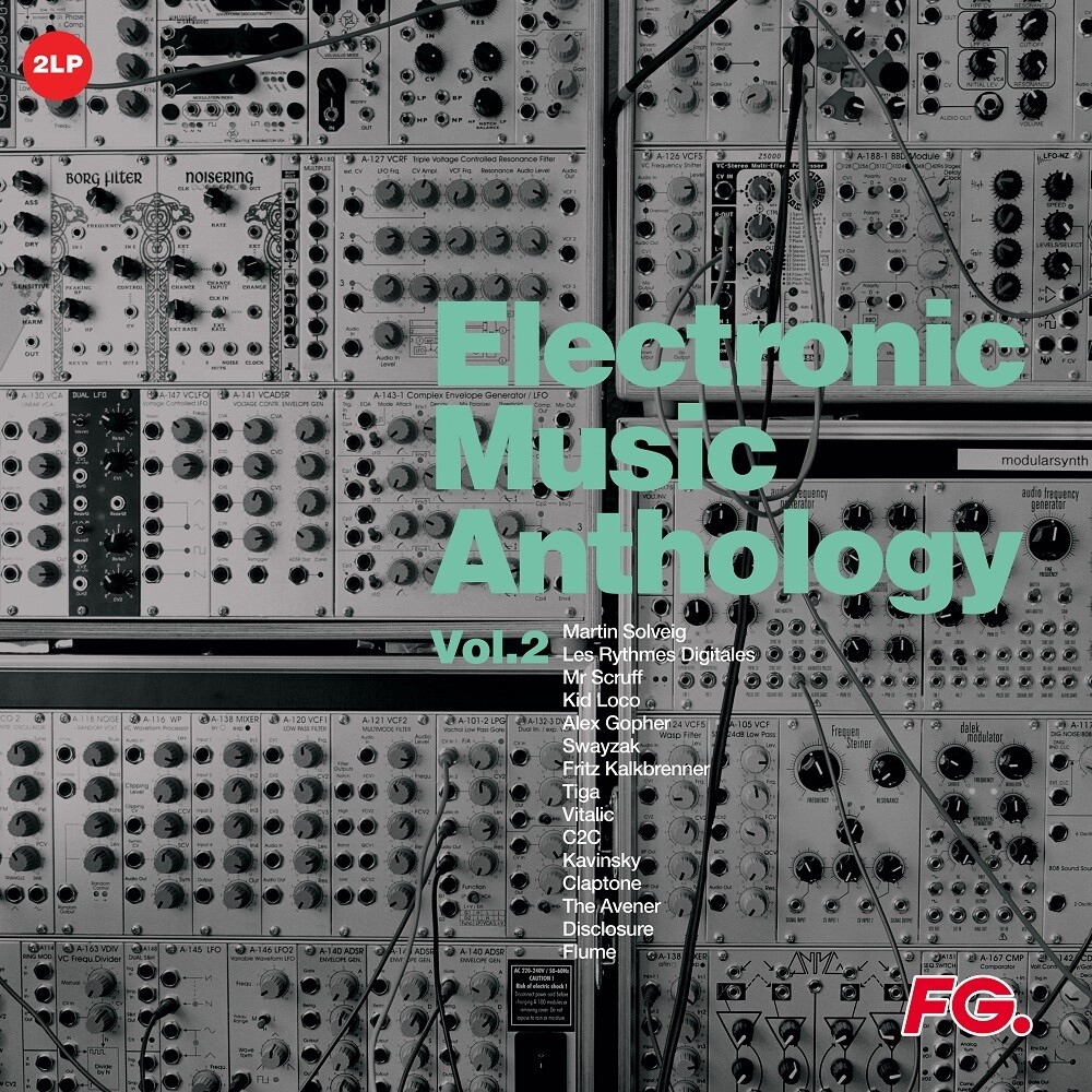 Electronic Music Anthology By Fg Vol 2 / Various - Electronic Music Anthology By Fg Vol 2 / Various
