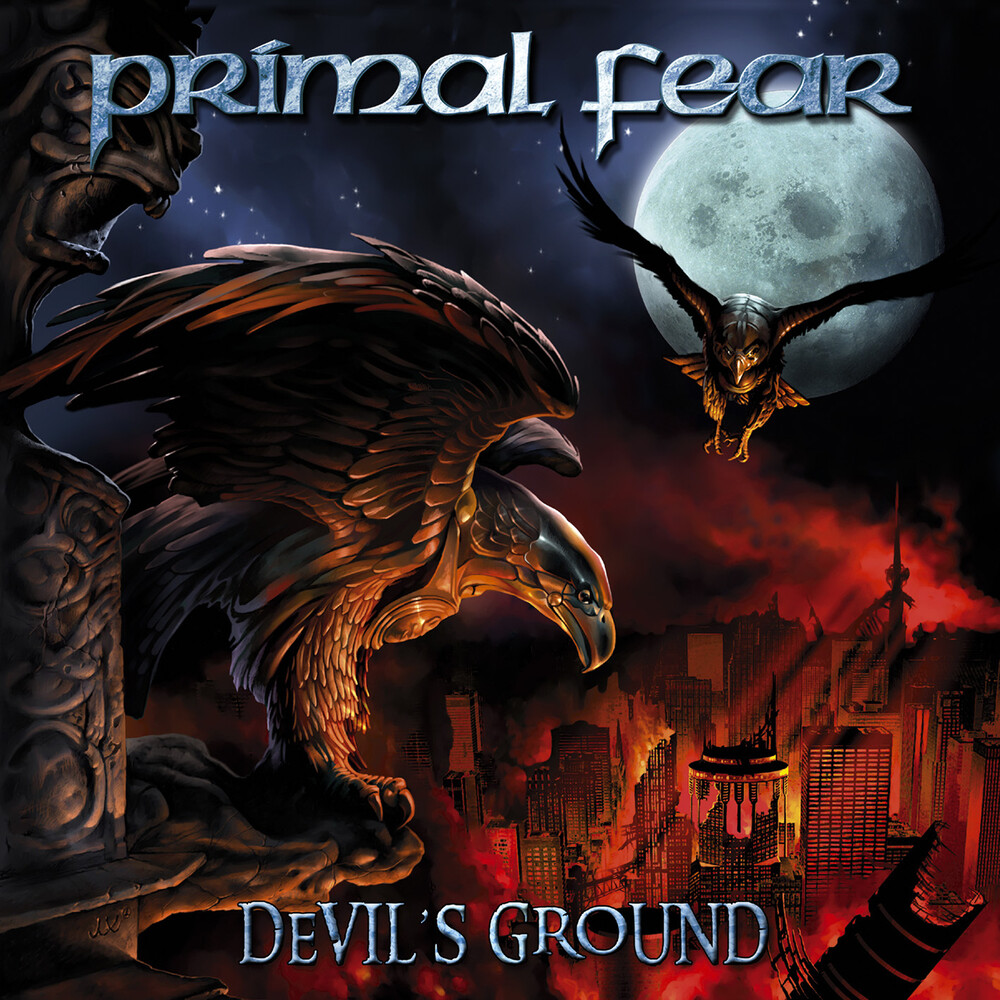 Primal Fear - Devil's Ground (Uk)