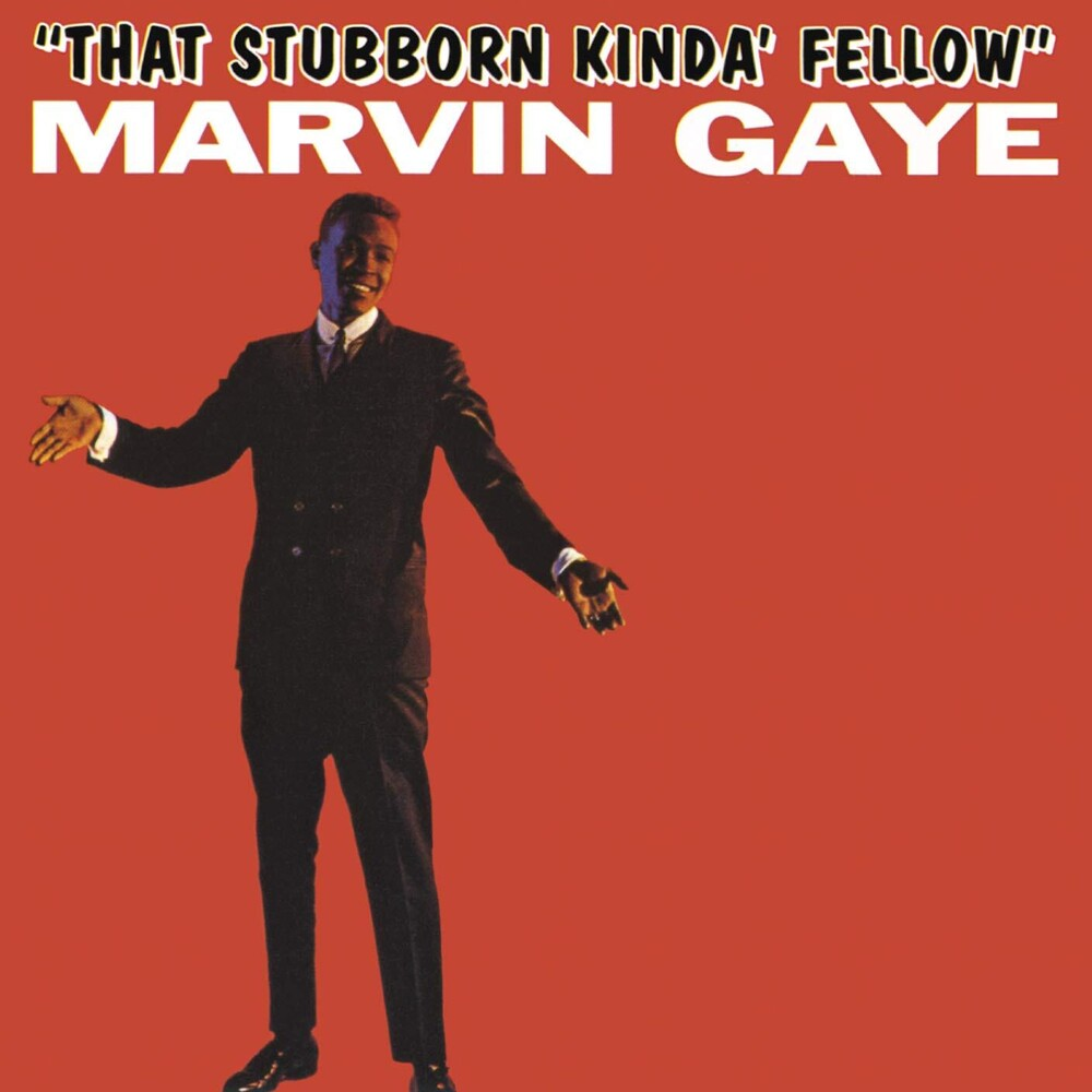 Marvin Gaye - That Stubborn Kinda Fellow (Hol)