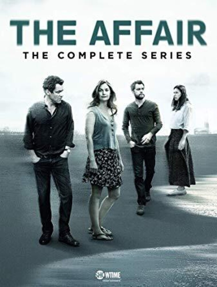 Affair: Complete Series - The Affair: The Complete Series