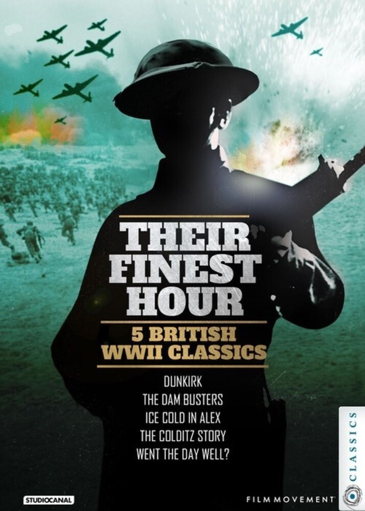 - Their Finest Hour: 5 British Wwii Classics (5pc)