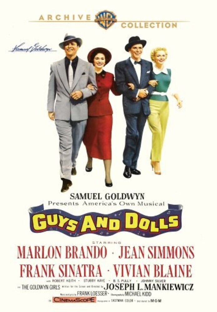 - Guys and Dolls