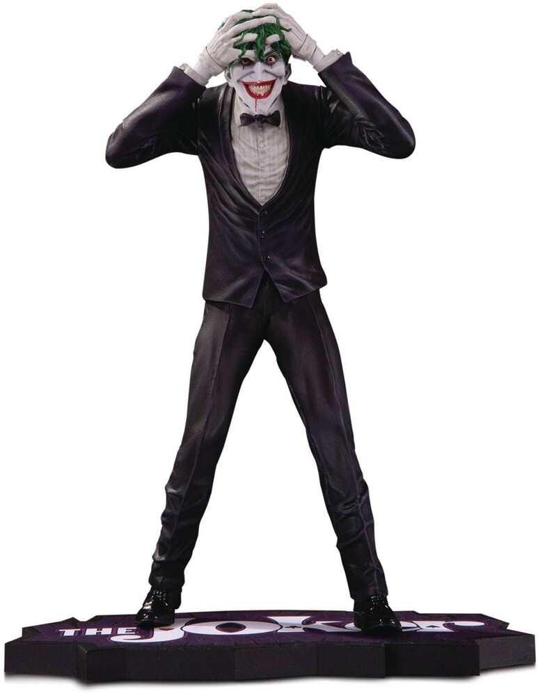 - DC Collectibles - Joker Clown Prince Of Crime By Brian Bolland Statue