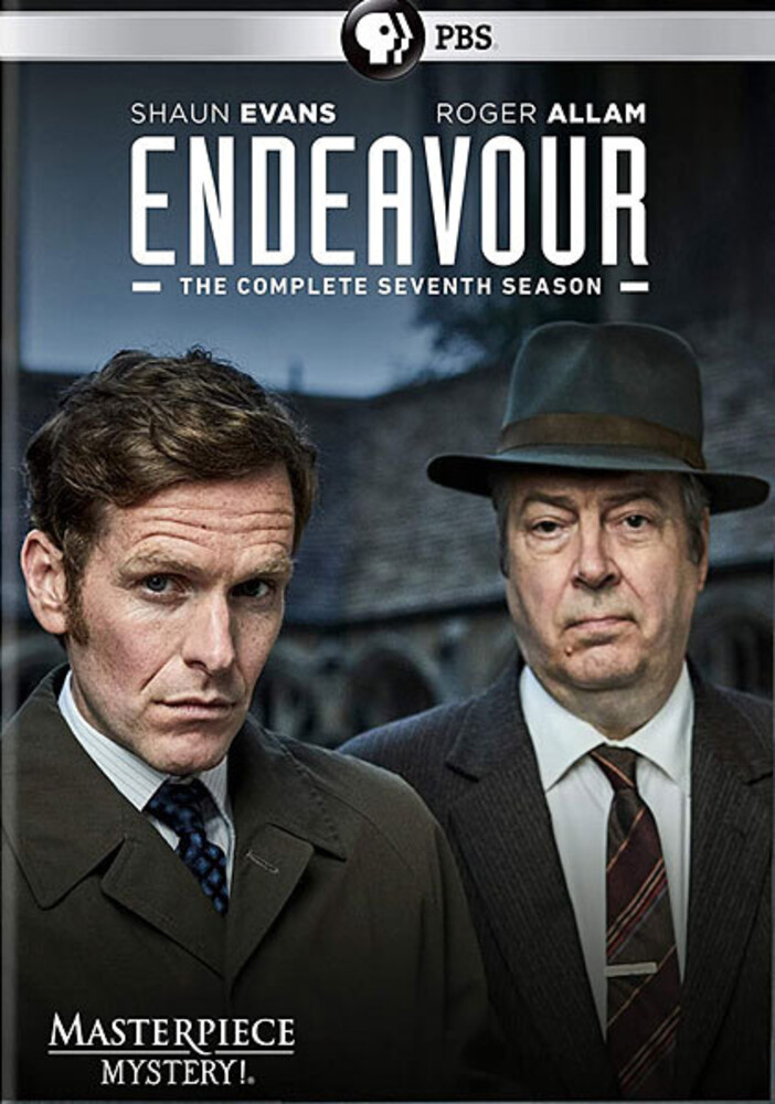 - Masterpiece Mystery: Endeavour - Season 7 (2pc)