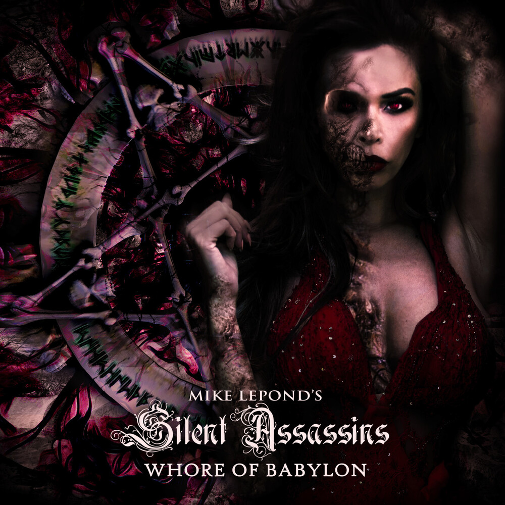 Mike Lepond / Silent Assassins - Whore Of Babylon (Uk)