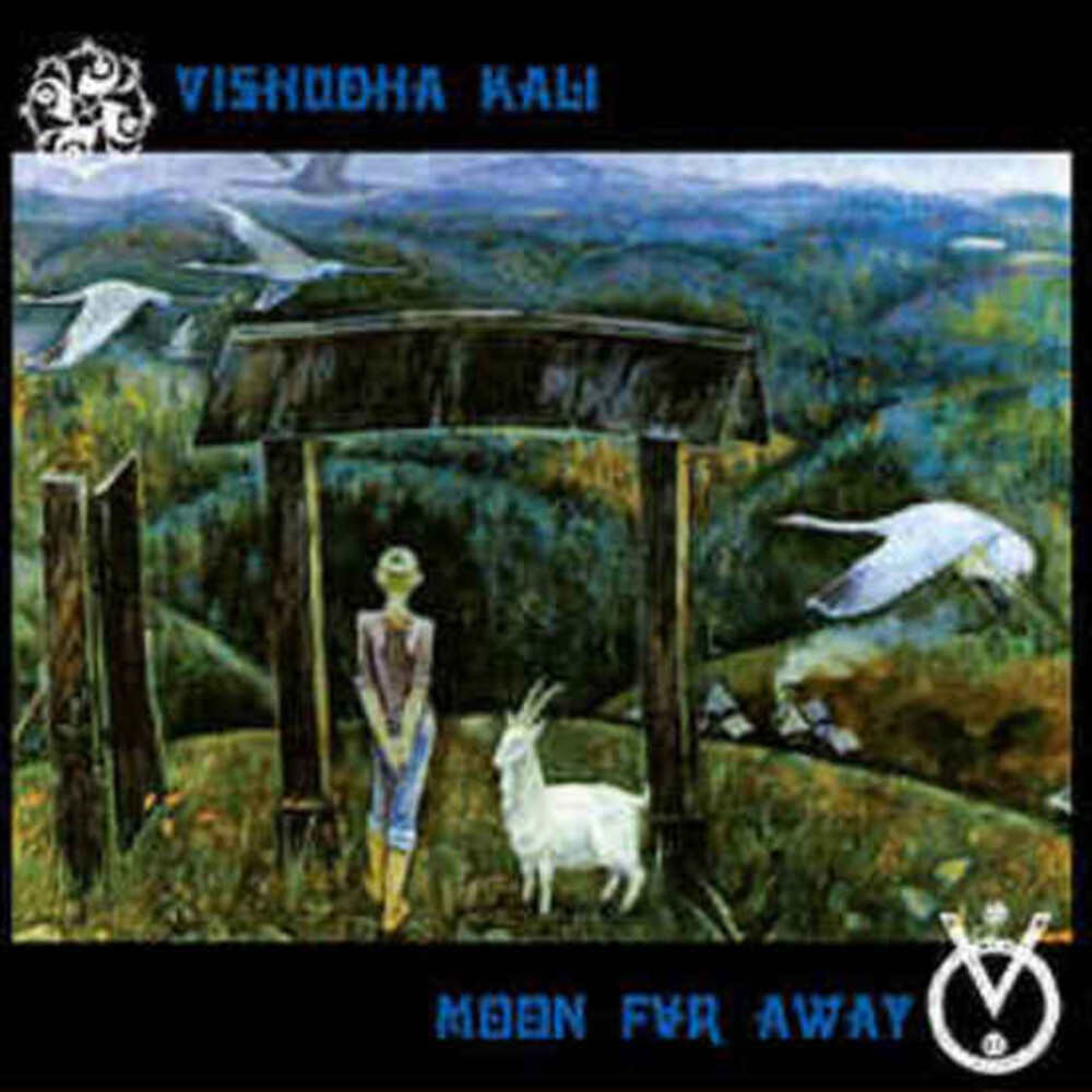 Moon Far Away Vs Vishudha Kali - Vorotsa [Digipak]