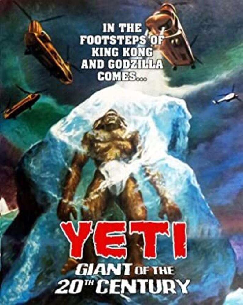 John Stacey - Yeti: Giant Of The 20th Century