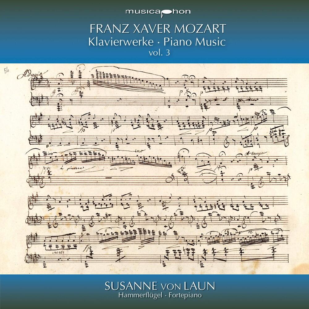 Susanne Von Laun - Klavierwerke 3