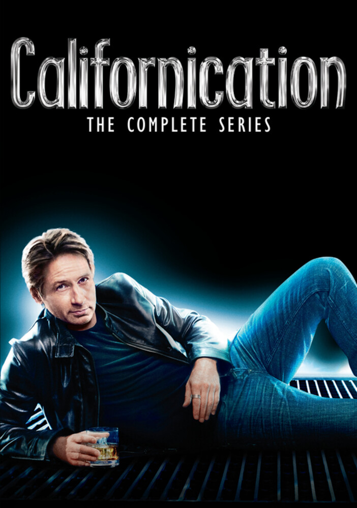 Californication: Complete Series - Californication: Complete Series (14pc) / (Box Ws)