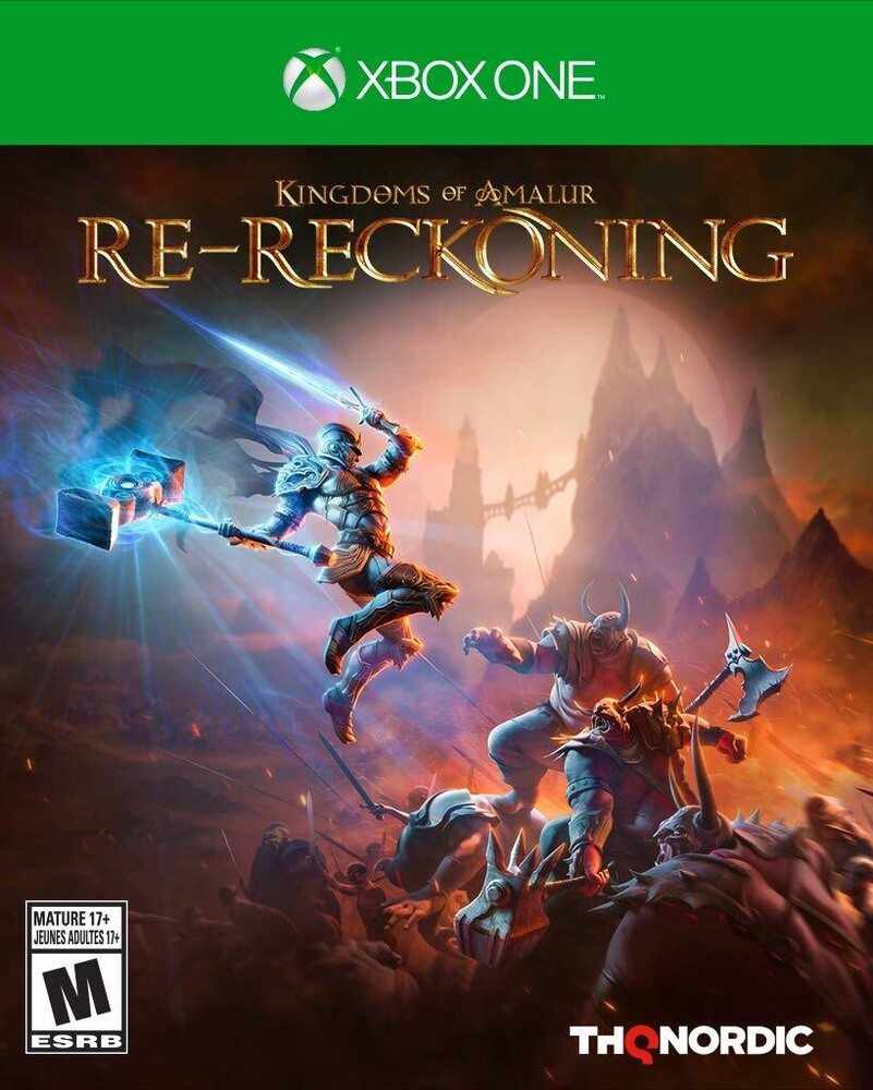 Xb1 Kingdoms of Amalur Re-Reckoning - Xb1 Kingdoms Of Amalur Re-Reckoning