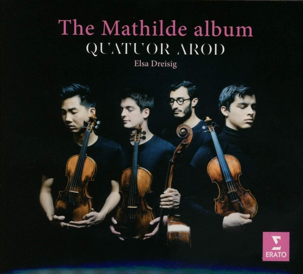 Quatuor Arod - Mathilde [Digipak]