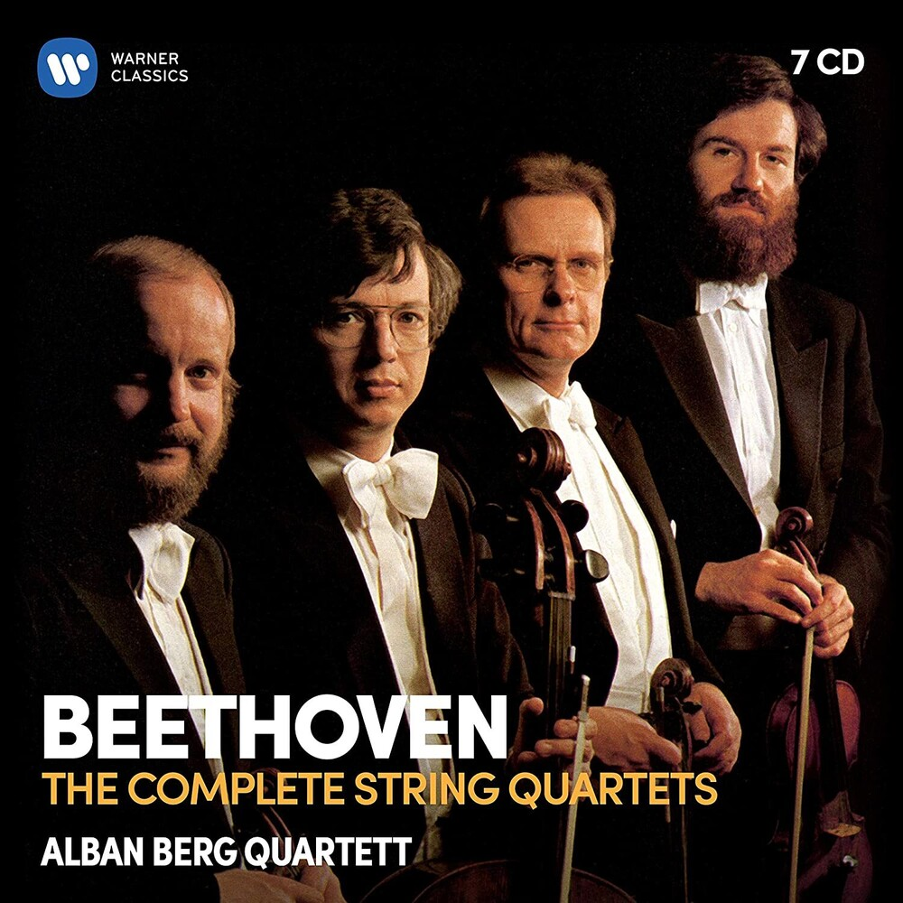 Alban Berg Quartett - Beethoven: The String Quartets