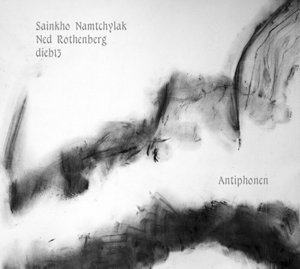 Sainkho Namtchylak / Rothenberg,Ned / Dieb13 - Antiphonen