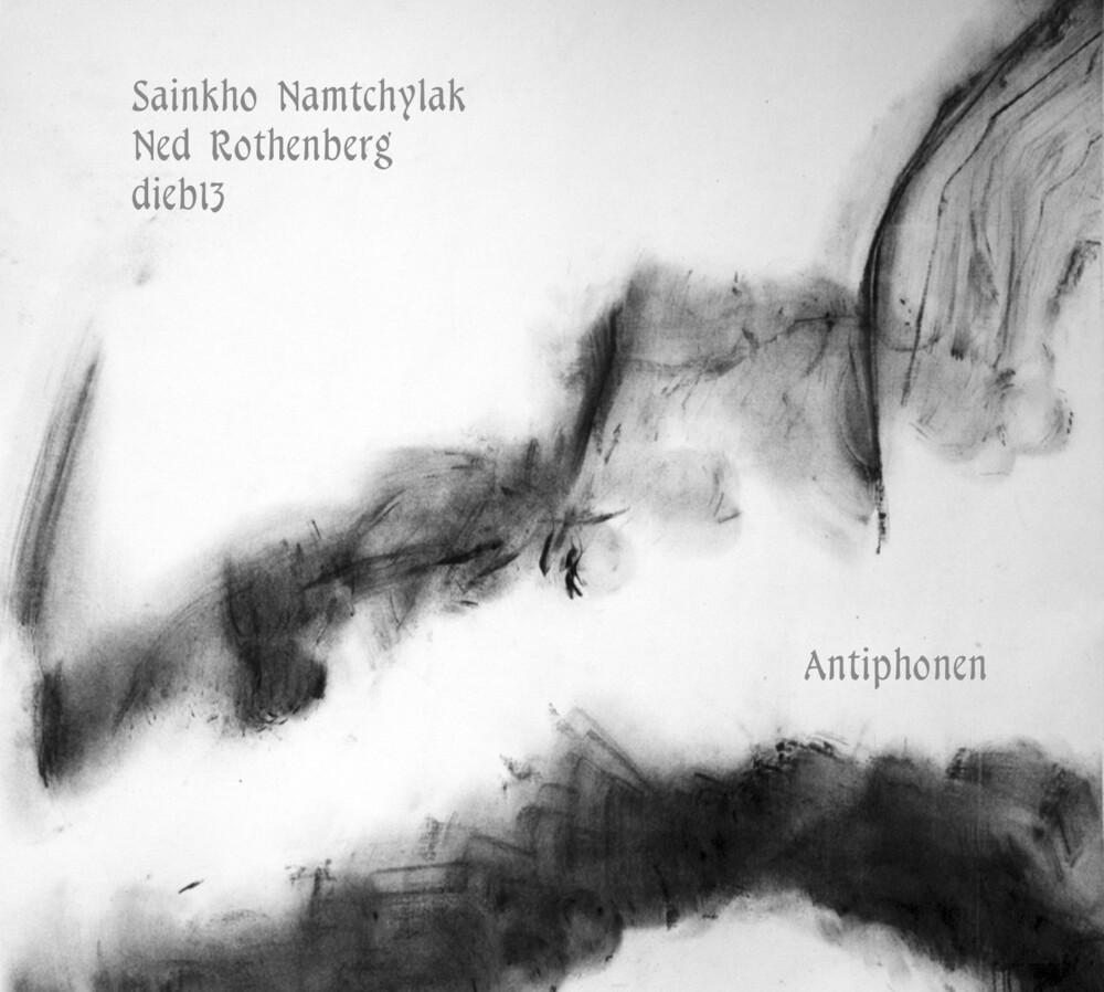 Sainkho Namtchylak / Rothenberg,Ned / Dieb13 - Antiphonen