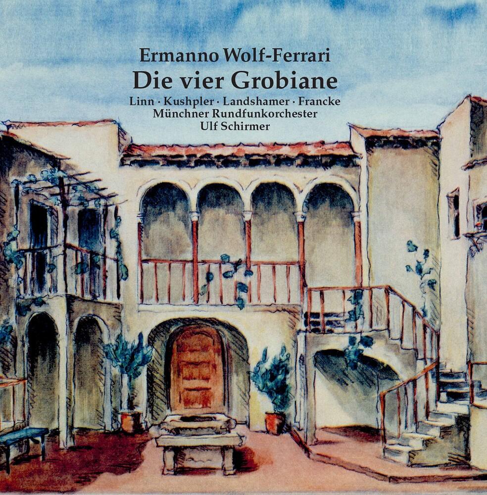 Munich Radio Orchestra - Die Vier Grobiane (2pk)