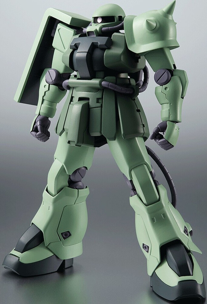 Tamashi Nations - Tamashi Nations - Mobile Suit GUNDAM 0083: Stardust Memory - MS-06F-2ZAKU II F-2 TYPE Version A.N.I.M.E., Bandai Tamashii Nation