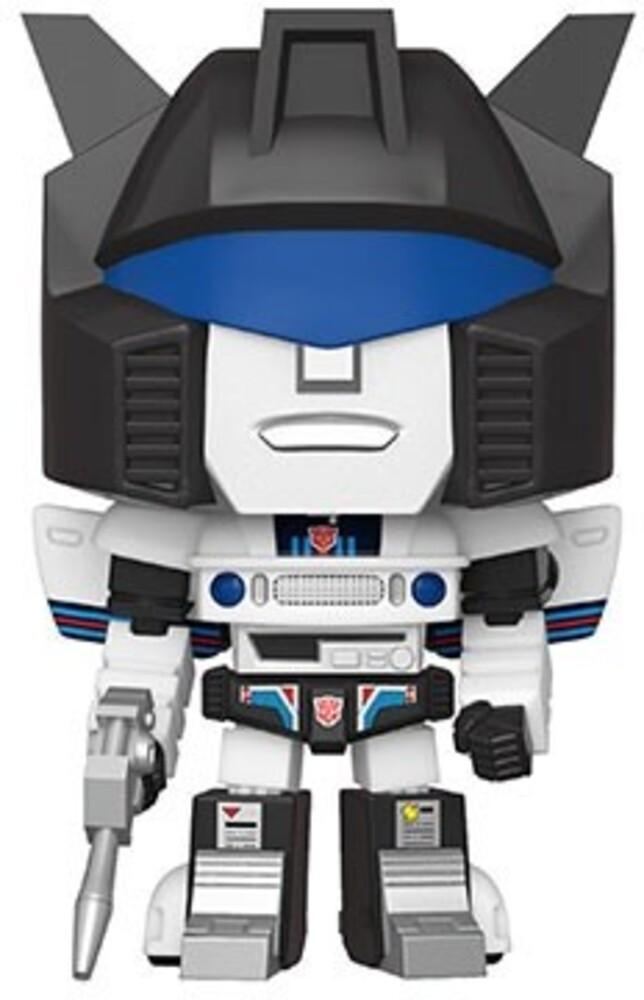 Funko Pop! Vinyl: - FUNKO POP! VINYL: Transformers- Jazz