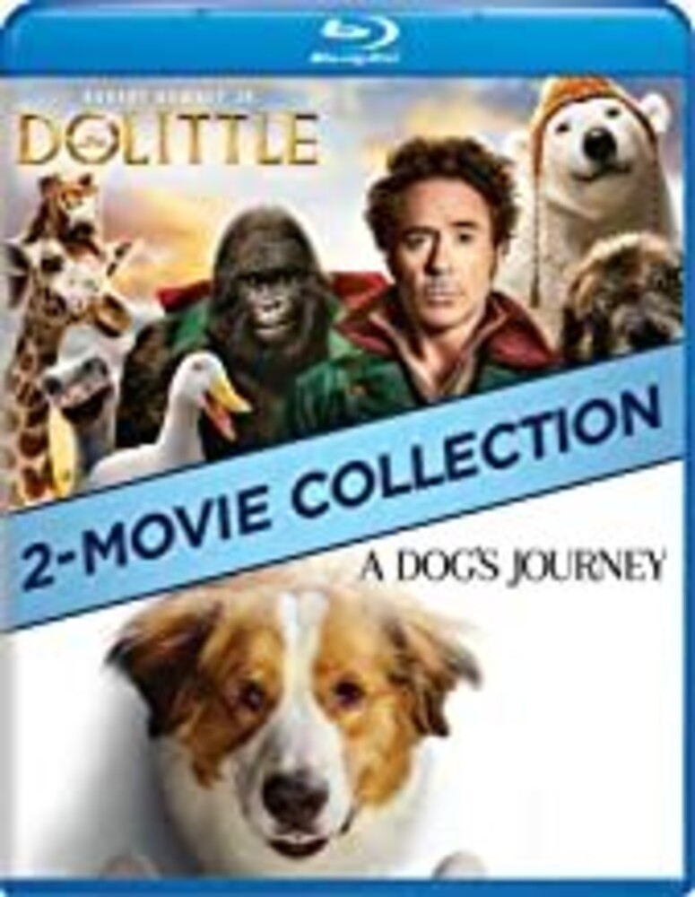 Dolittle / Dog's Journey - Dolittle / Dog's Journey (2pc) / (2pk)