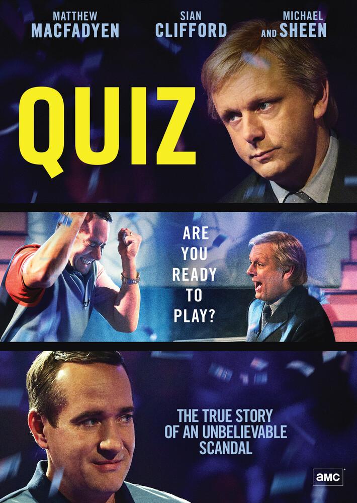 Quiz: Season 1 - Quiz: Season 1