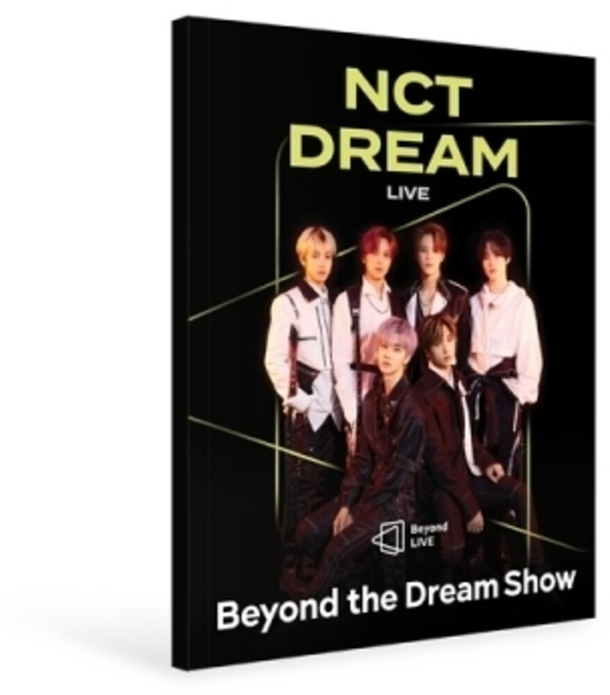 NCT Dream - Beyond Live Brochure Nct Dream (Beyond Dream Show)