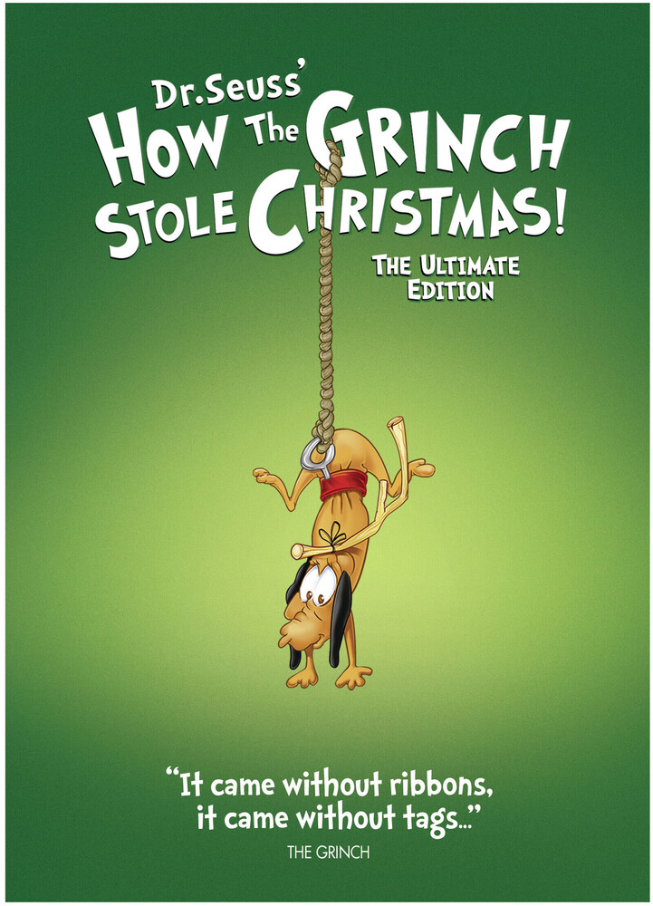 - Dr. Seuss' How the Grinch Stole Christmas