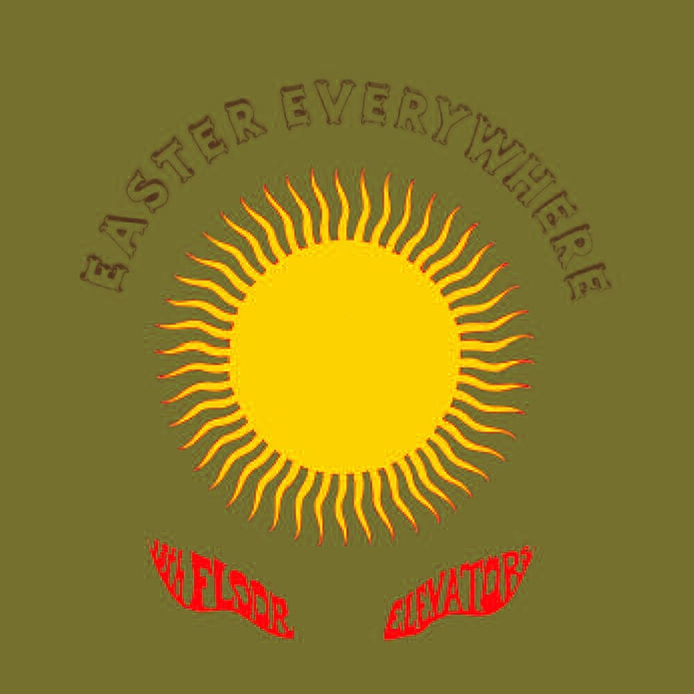 The 13th Floor Elevators - Easter Everywhere [LP]