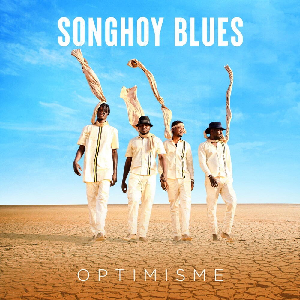 Songhoy Blues - Optimisme [LP]