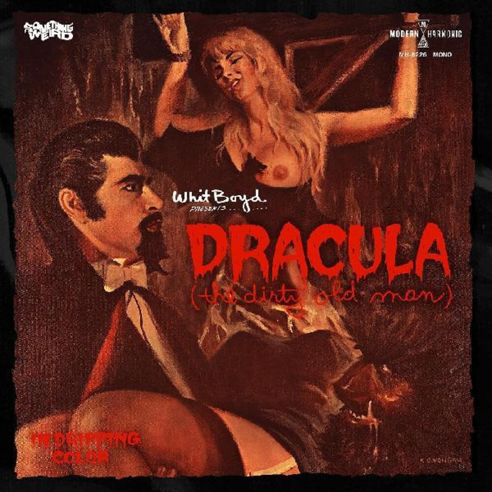 Whit Boyd Combo W/Dvd Colv Red - Dracula (The Dirty Old Man) / Original Motion