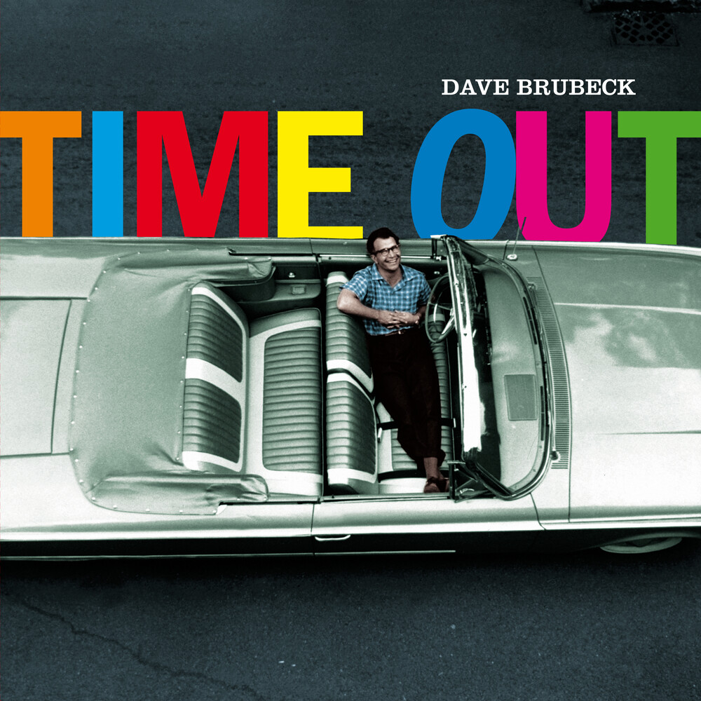 Dave Brubeck - Time Out [180-Gram Yellow Colored Vinyl With Bonus Track]