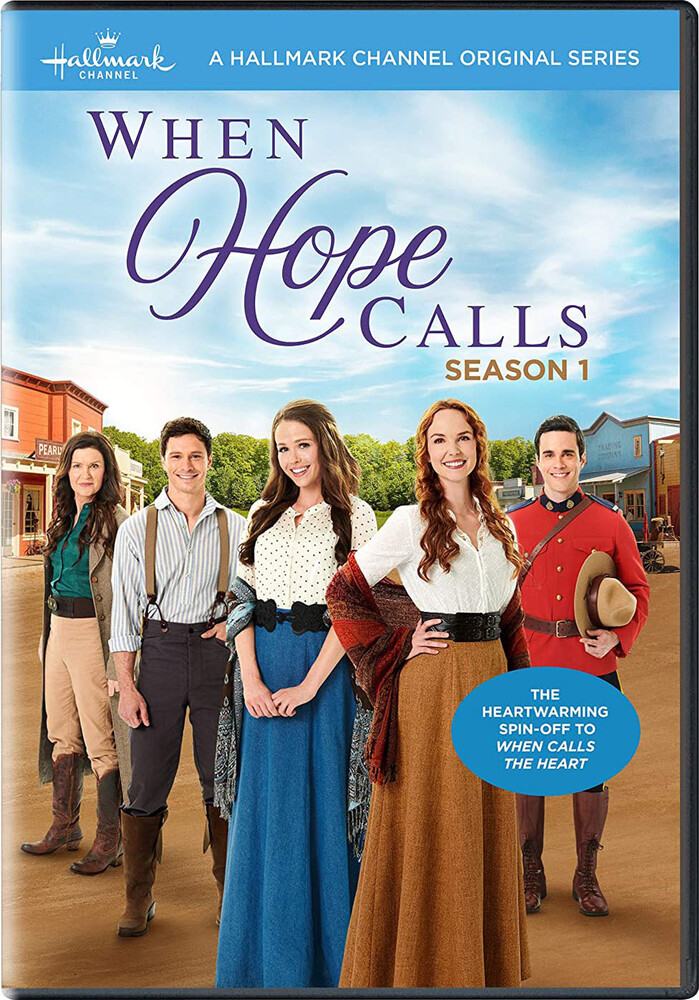 When Hope Calls: Season 1 - When Hope Calls: Season 1 (2pc) / (2pk Ws)