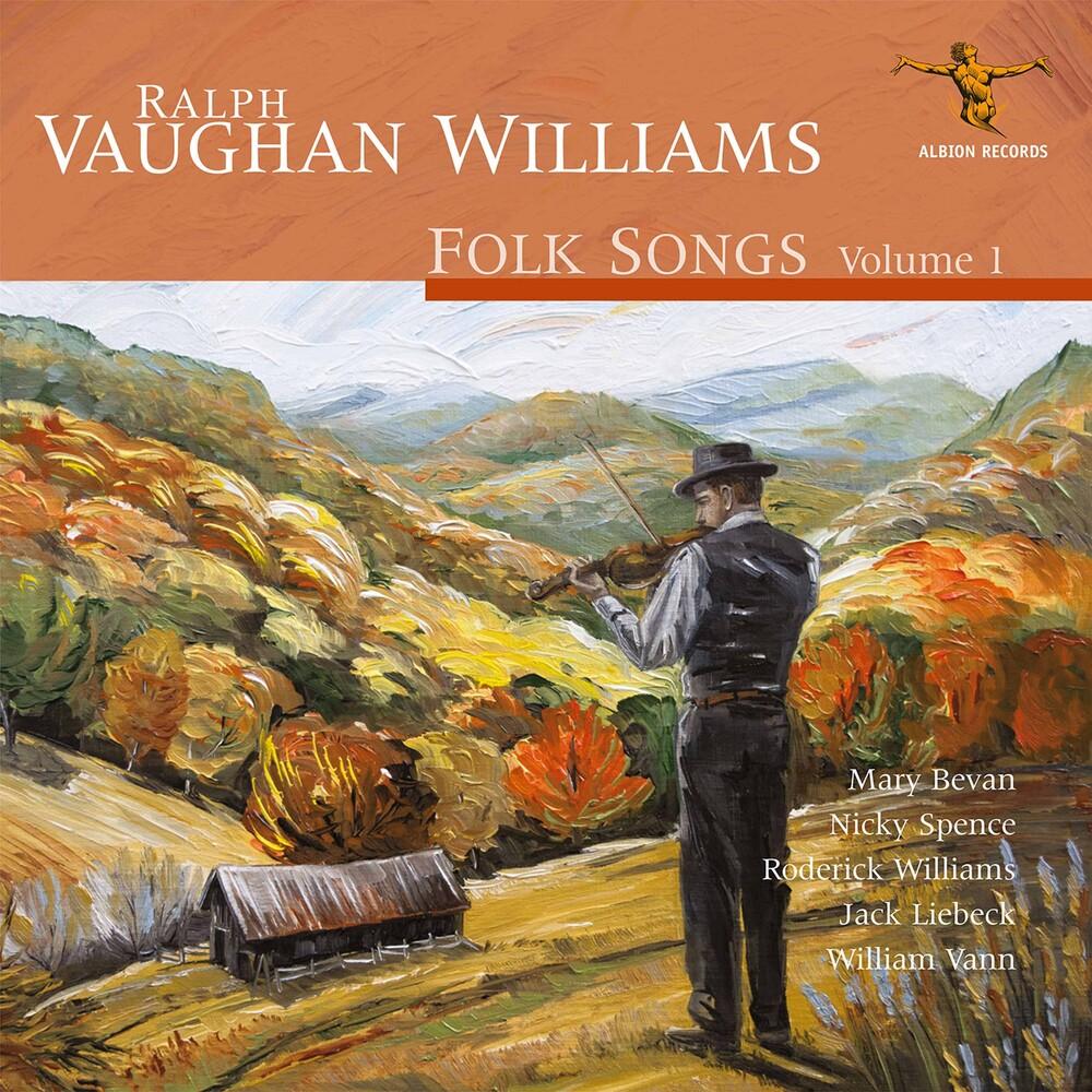 Mary Bevan - Folk Songs 1