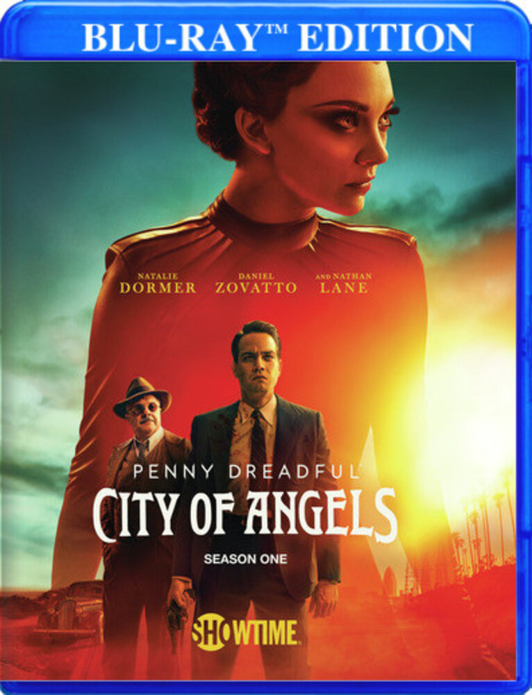 - Penny Dreadful: City Of Angels (4pc) / (Box Mod)