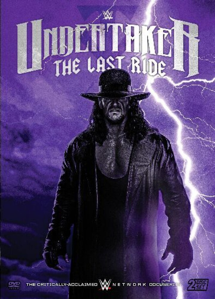 WWE: Undertaker the Last Ride - Wwe: Undertaker The Last Ride (2pc) / (2pk Amar)