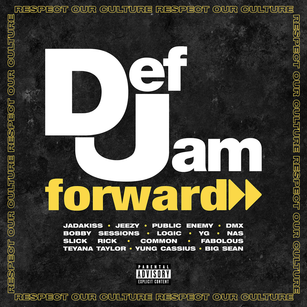 Various Artists - DEF JAM FORWARD