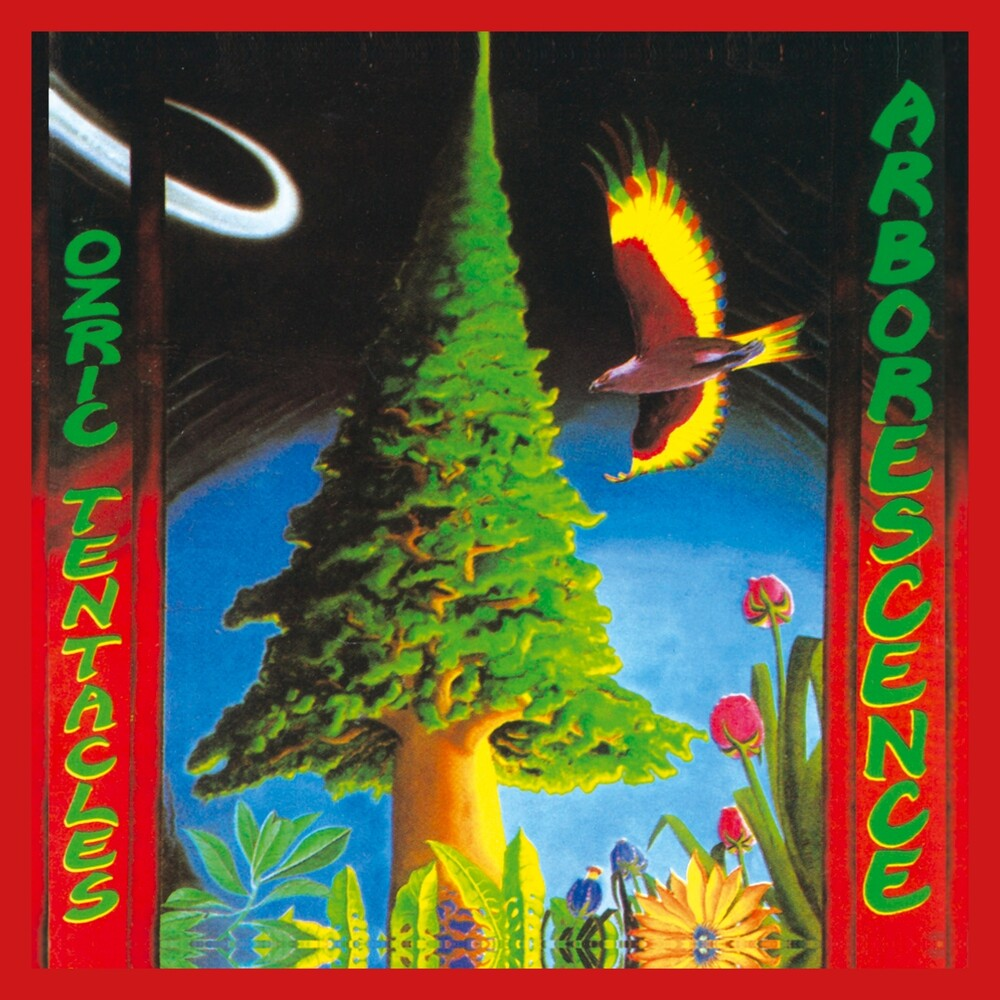 Ozric Tentacles - Arborescence (2020 Ed Wynne Remaster) (Ogv) (Red)