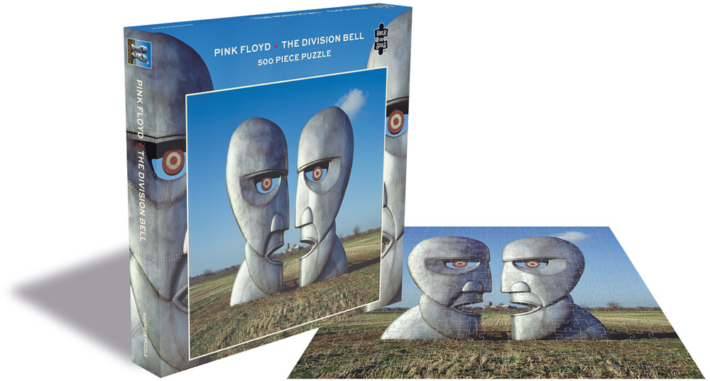 Pink Floyd Division Bell (500 Piece Jigsaw Puzzle) - Pink Floyd Division Bell (500 Piece Jigsaw Puzzle)