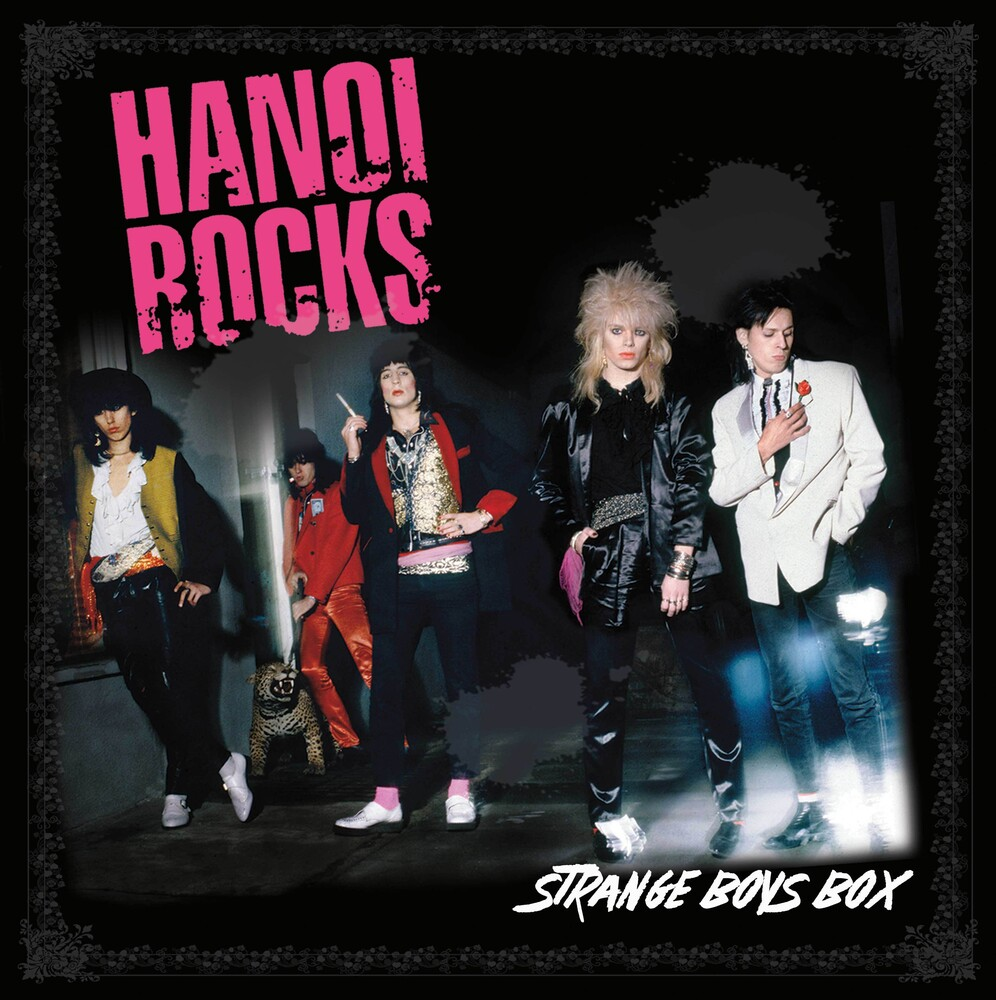 Hanoi Rocks - Strange Boys Box (Box)