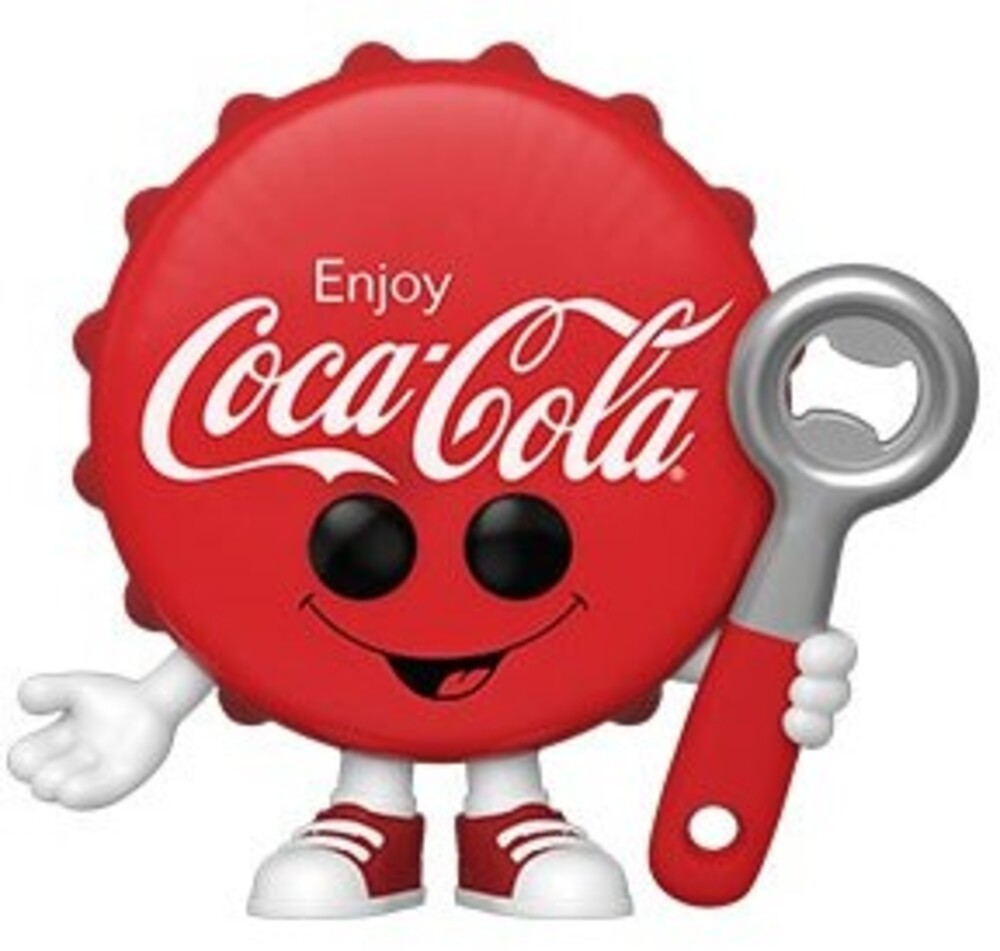 Funko Pop!: - FUNKO POP!: Coke- Coca-Cola Bottle Cap